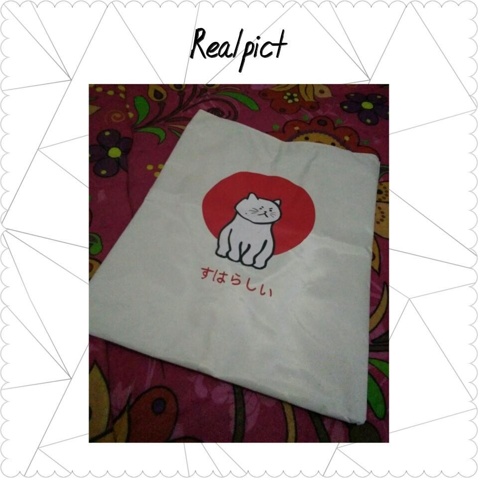 Tote Bag  Caty / Totebag Caty / Tas
