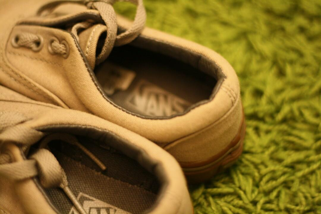 Vans kid shoes