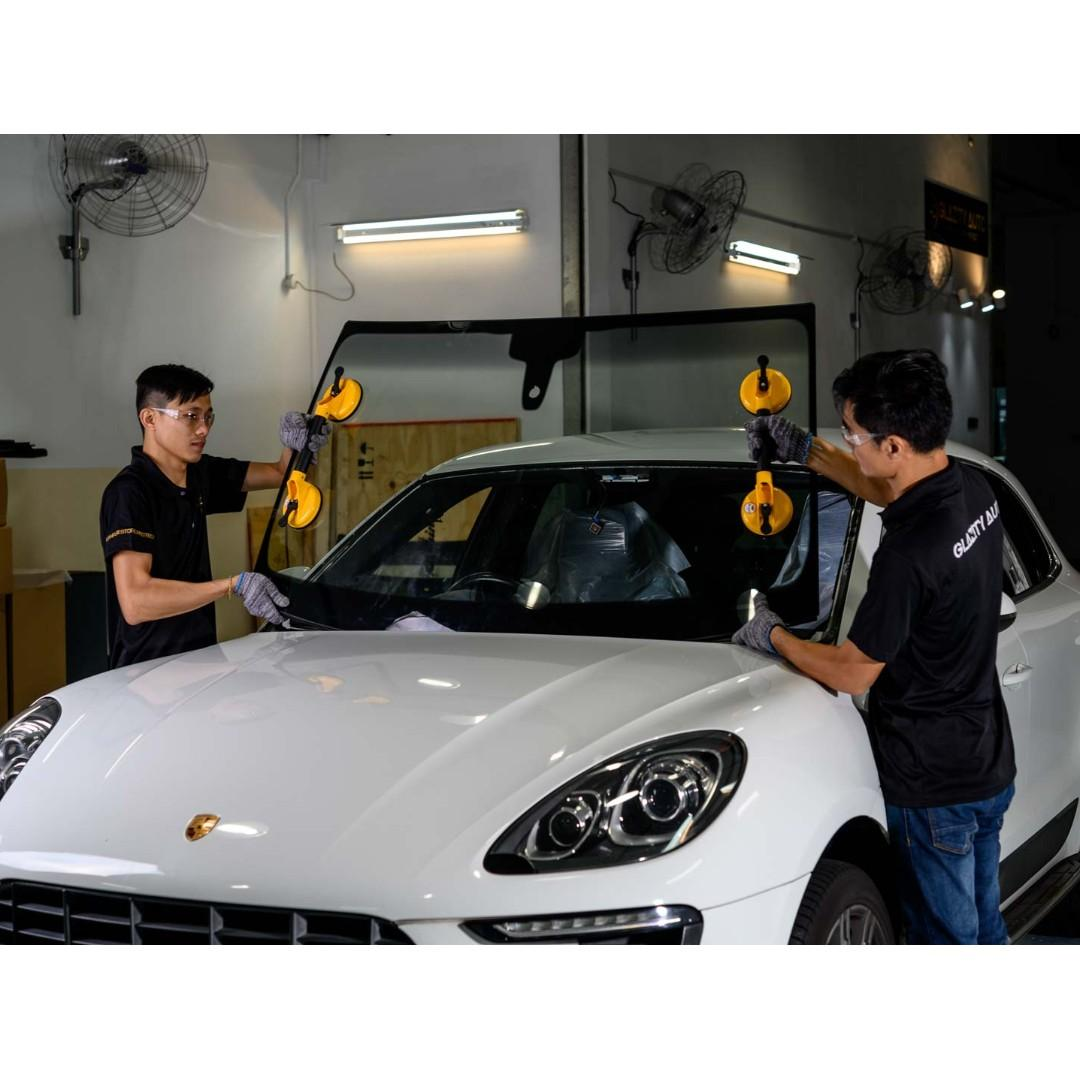 Windscreen Replacement Car Accessories Car Workshops Services On Carousell
