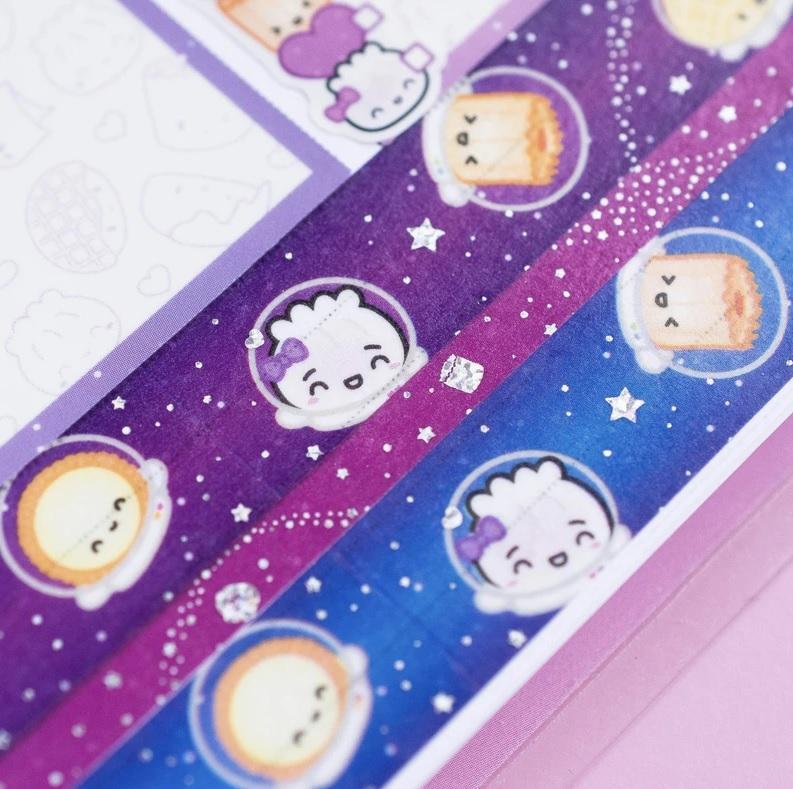 Wonton in a Million Violet Galaxy Sample #302