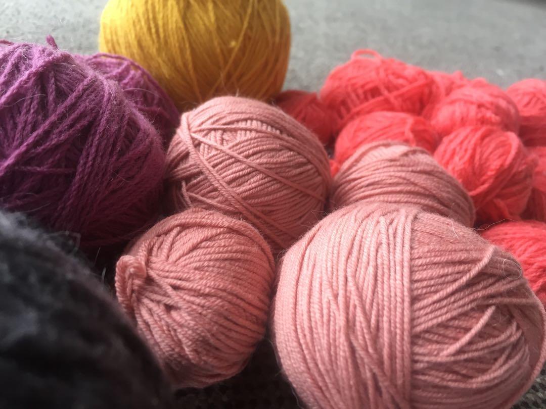 🦐Wool yarn (superfine merino, alpaca, denim, mohair)