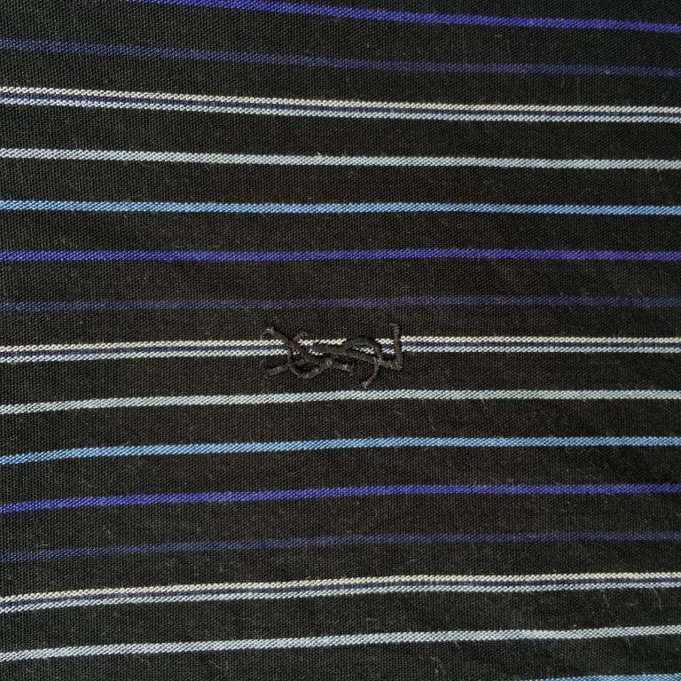 Yves Saint Laurent Pour Homme Striped Long sleeves
