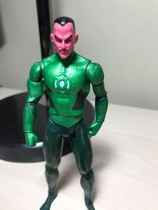 Movie Master Sinestro