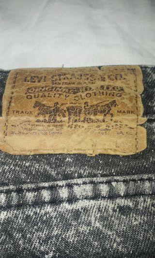 Levis acid wash