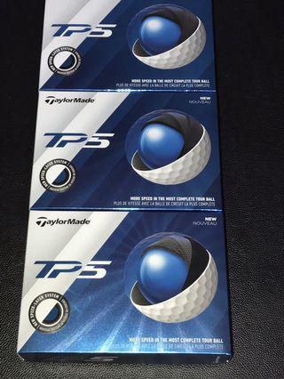 Hurry Before It's Gone (2 boxes left /1 sold)  - Genuine Brand New TaylorMade TP5 2019 Golf Balls