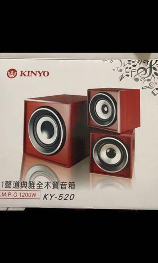 音樂大師 ky520音響