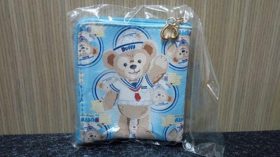 達菲熊小萬用包