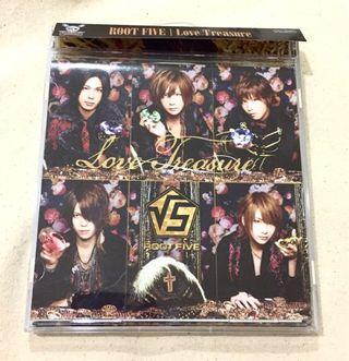 ROOT FIVE 「Love Treasure 」艾迴台灣盤