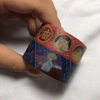 二手|神隱少女 霍爾的的移動城堡 紙膠帶