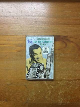 Cassette P.Ramlee Vol.2