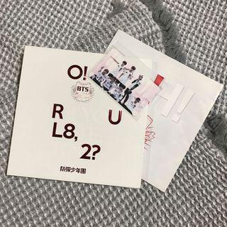 [WTS] BTS O!RUL82? OFFICIAL ALBUM