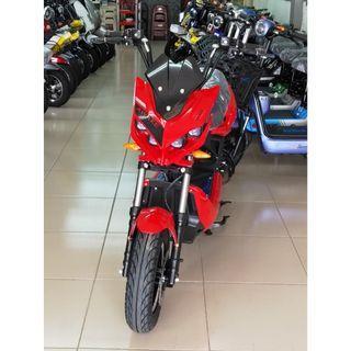 電動車E-Bike- AFA5 (紅)-電動自行車/電動輔助自行車/電動機車/電動車