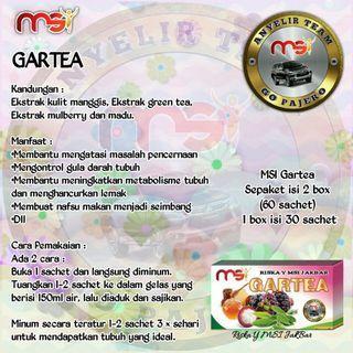 Gartea