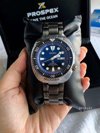 Seiko Prospex save the ocean (Brand New)