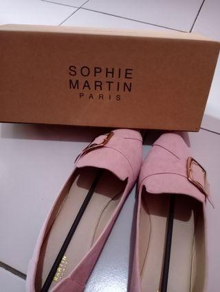 Flat shoes Sophie Martin