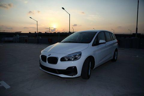 BMW 216I (7 SEATER) GOFLEET