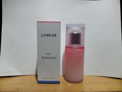 Laneige Clear C Peeling Serum kondisi 90%