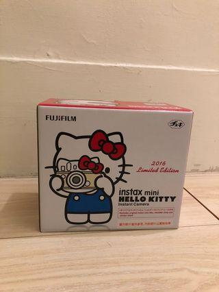 Hello Kitty 40週年 復刻版黃色 拍立得