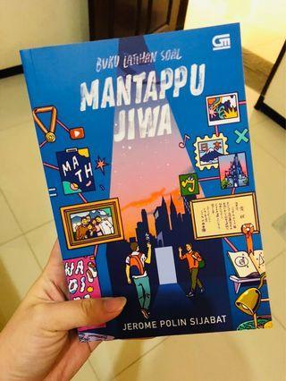 Buku latihan soal Mantappu jiwa by jerome polin ORI ada TT