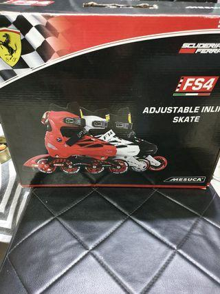 Roller blade ferrari