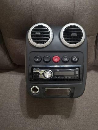 Radio complete set remote