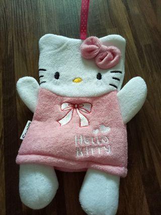 Handuk tangan kitty