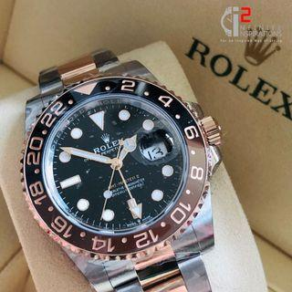 Rolex GMT-Master II Rootbeer 126711CHNR – Unworn  Complete set with Box and Papers