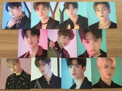 X1 Quantum Leap Kihno Album Loose Photocard