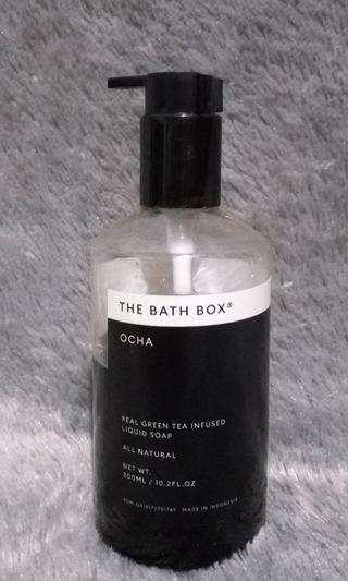Ocha Liquid Soap 300ml - The Bath Box TBB