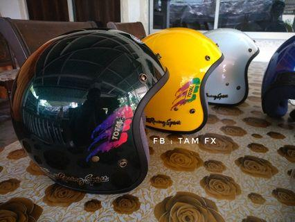 Nissin Batman ltd arc bell arai shoei magnum kyt sgv