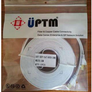(10m) UPTM CAT 7 Gigabit Ethernet Lan Network Patchcord Cable