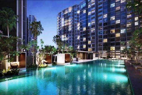 Fully Furnished ‼ + Super Low Dens ‼ + Fully Residential Tittle ‼ + High Ends Surrounding ‼