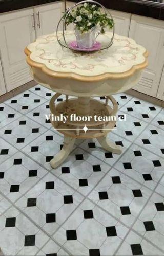 Vynil floor