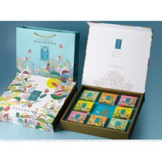 帕莎蒂娜 品茶月 分享禮盒月餅