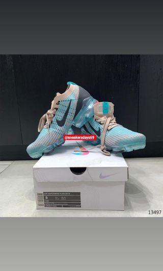 Nike Air Vapormax Flyknit 3.0 Pink Red Turquoise BNIB PERFECT PAIRS
