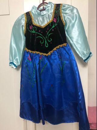 Anna Frozen Dress