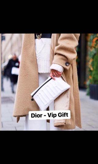 AUTHENTIC DIOR VIP GIFT POUCH