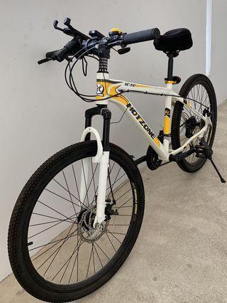 """Mountain Bike 26"""" wheel with Shimano Gear Shift"""
