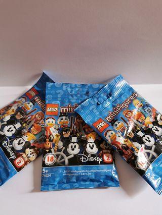 Lego Minifigures Disney 2 Dewey Huey Louie
