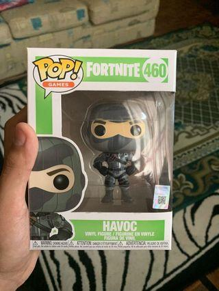Funko Pop Fortnite (Havoc)