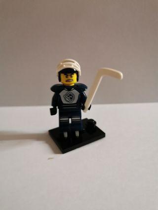 Lego Minifigures Series 4 Hockey Player