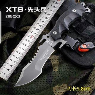 XTB camping knife