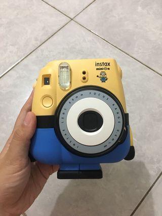 Fujifilm instax mini 8 minions limited edition