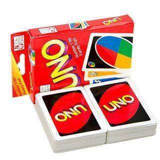 UNO CARDS Family Fun Playing Cards Educational Card Game