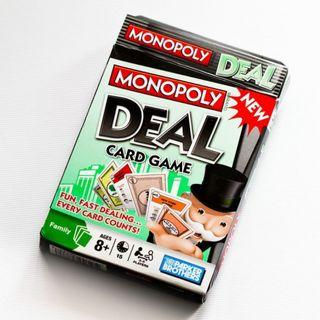Classical Board Game MONOPOLY DEAL Card Game