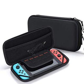 ★CHEAPEST★ Nintendo Switch Travel Hard Case Casing Pouch Protective (Black)