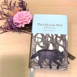 野性的呼喚 The Call of the Wild 白牙 近全新精裝 White Fang 原文英文小說 野狼