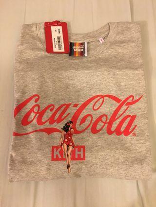 Kith x Cocacola T shirt