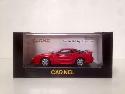 CARNEL Mitsubishi GTO Twin Turbo (Z16A) 1993 (Passion Red)
