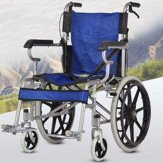 """WHEELCHAIR - 20"""" SELF PROPEL, COMPACT, FOLDABLE AND LIGHT WEIGHT"""